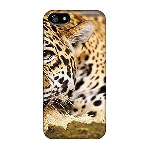 Cute High Quality Iphone 5/5s Jaguar Big Cat Case