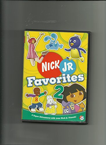 nick jr favorites 2 - 8