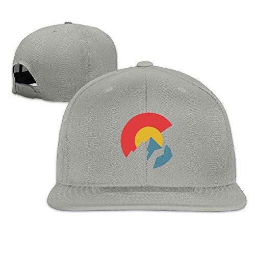 Solid Baseball Cap Size One Flag béisbol hanbaozhou Snapback Hat Colorado Gorras UWBn7S