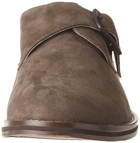 Kenneth New 10074 York Strap Men's Cole Monk Taupe DESIGN Loafers r1O4nrqw