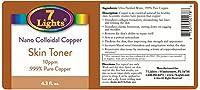 Nano Colloidal Copper Skin Toner (4.3 oz Spray)
