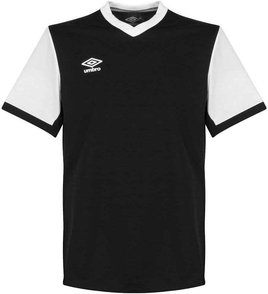 Umbro Witton Equipo Camisa - Negro/Blanco Negro/Blanco Talla ...