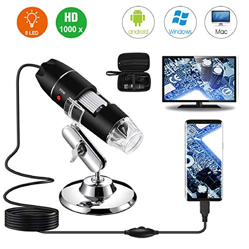 USB Digital Microscope 40X