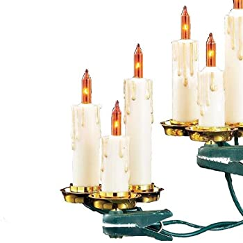 Battery Powered Christmas Candles