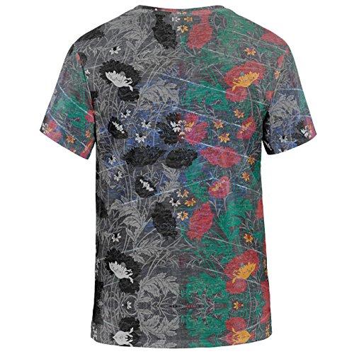 Blowhammer T-Shirt Herren - Flowerloop Black