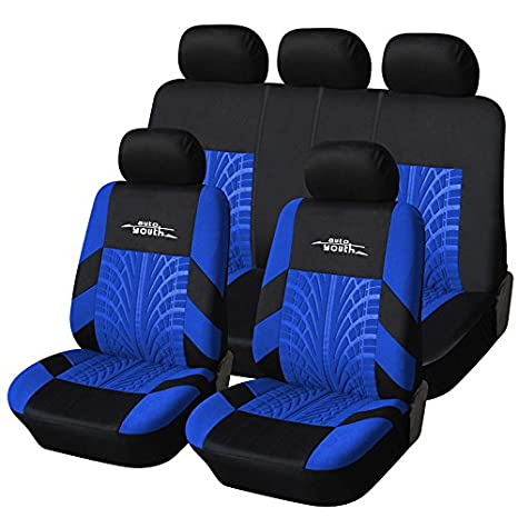Amazon Com Autoyouth Car Seat Covers Universal Fit Full Set Car