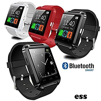 Montre connectée bluetooth smart watch u8 sport android et ios-Noir ESS