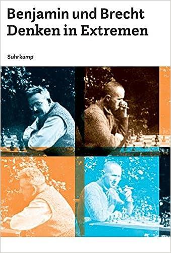 Book Benjamin und Brecht