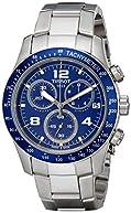 Tissot Men's T039.417.11.047.02 Blue Stainless Steel Watch