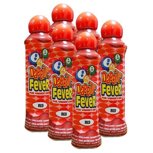 55%以上節約 Six Pack 3oz Dabbin Dabbin 3oz ' Pack FeverレッドBingo Dauber B00GUMTSFK, フワグン:249c99c0 --- realcalcados.com.br