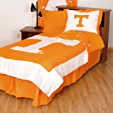 College Covers Tennessee Volunteers Reversible Comforter Set - Full