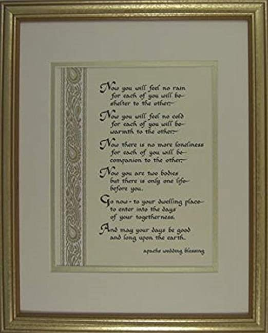 It/'s Up to You Sentimental Matted Print Gift 11 x 14