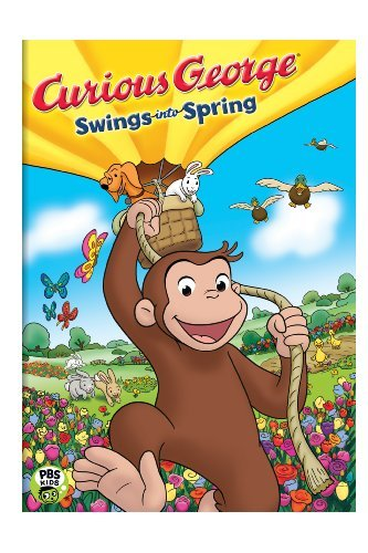 Curious George: Swings Into Spring [DVD] [Region 1] [US Import] [NTSC]