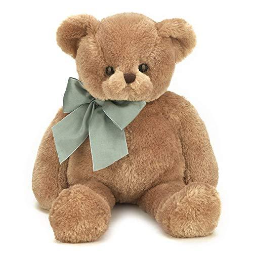 Bearington Gus Brown Plush Stuffed Animal Teddy Bear, 18 inches