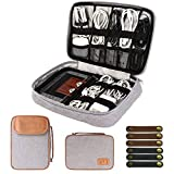 Cable Organizer Bag,Travel Electronic Organizers