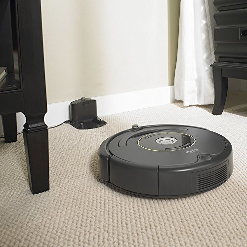 IRobot Roomba 650 Robotic Vacuum Cleaner Estate Edition