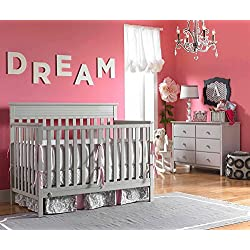 Wooden Hanging Wall Letters Y Pink Decorative Wall Letter for Children's Nursery Baby's Room, Baby Name and Girls Bedroom Décor
