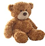 Best US Toy Teddy Bears - Aurora 13-inch Bonnie Teddy Bear (Brown) Review