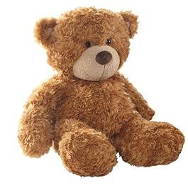 Aurora 13-inch Bonnie Teddy Bear (Brown)