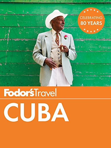 Fodor's Cuba (Travel Guide) - Map Valley Plaza