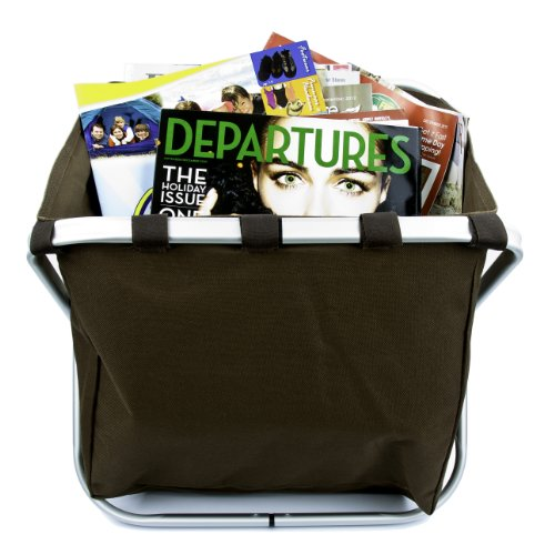 UPC 853371700501, Collapsible Stylish Multi-utility Newspaper Magazine Storage Rack