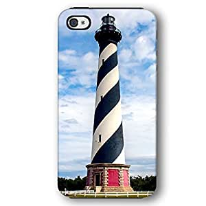 Cape Hateras Lighthouse Outter Banks North Carolina Diy For Iphone 6 Case Cover Armor Phone Case