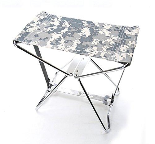 Y HWZDY Camping klappstuhl Camping Stuhl Outdoor Klappstuhl, Angeln Freizeit Stuhl, Atmungsaktive Feste Portable Beach Chair, (Farbe   1)