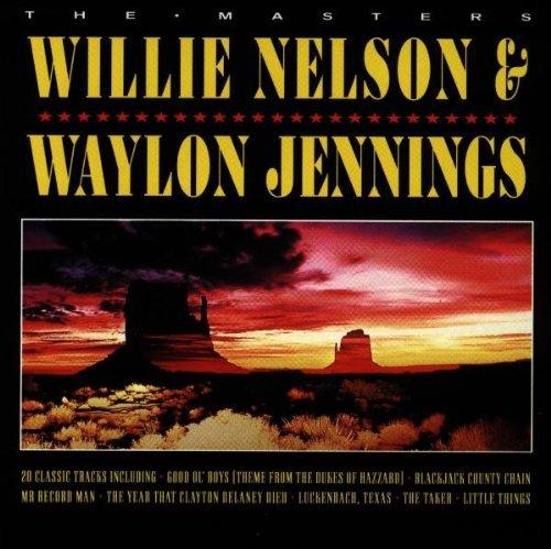 WAYLON JENNINGS - The Masters By Willie Nelson/waylon Jennings (1997-12-19) - Zortam Music