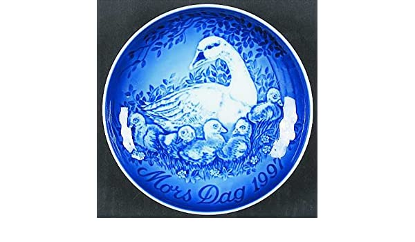 Geese 1997 Bing /& Grondahl Mothers Day Plate