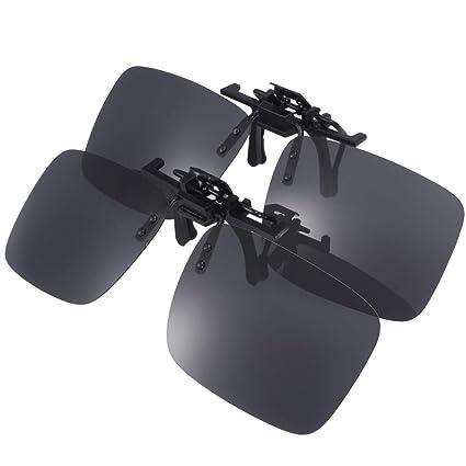 Amazon.com: Punasi - Lentes de plástico para gafas de sol ...