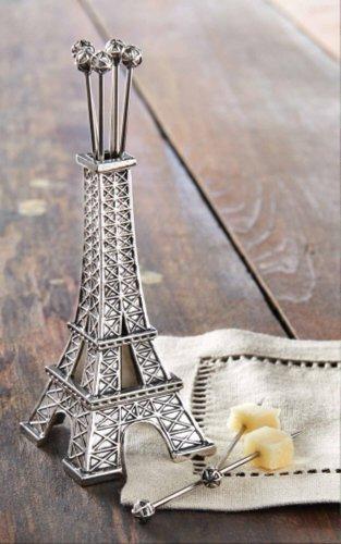Mud Pie Eiffel Cheese Holder