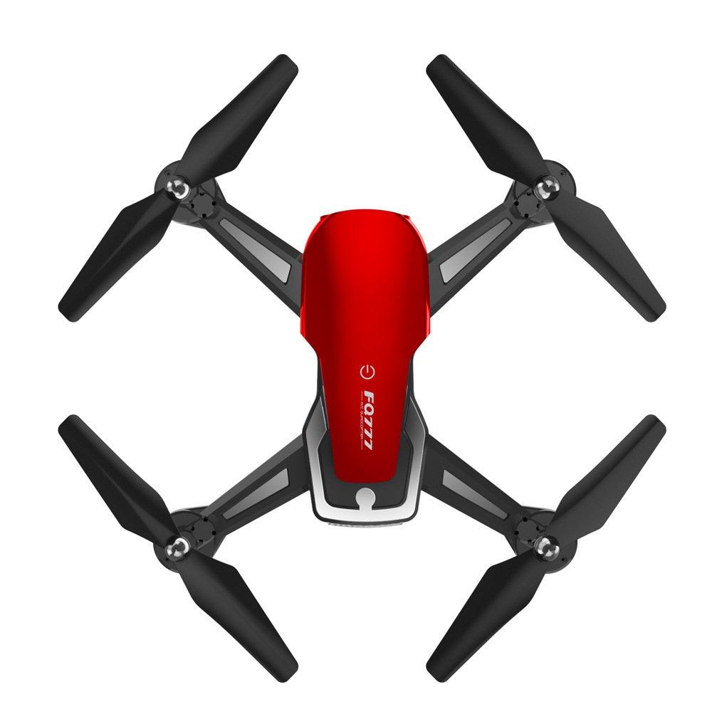 KYOKIM Avión Teledirigido Cámara De 2 Megapíxeles Imagen En Tiempo Real del WiFi Juguete del Helicóptero,Red