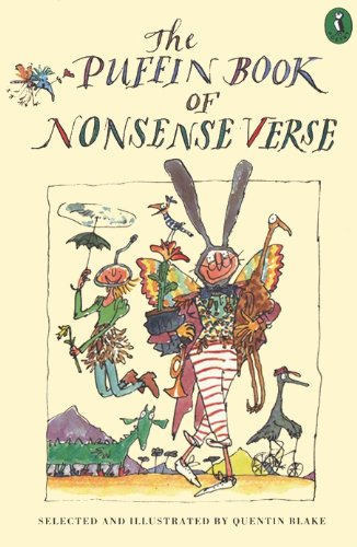 Quentin Blakes Book Of Nonsense Verse (Puffin Poetry)