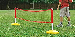 Juniors Mini Tennis & Badminton Combo Net Only