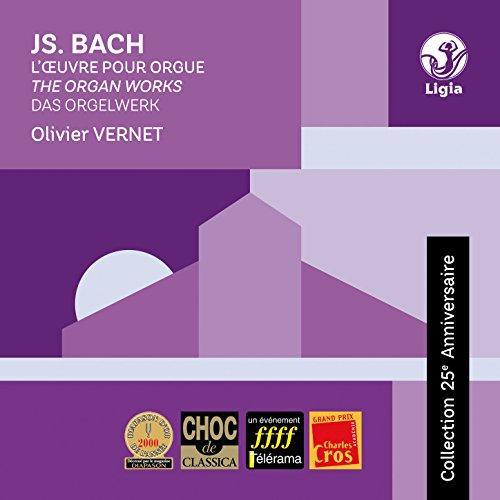 Bach: Das Orgelwerk (Collection 25e anniversaire)