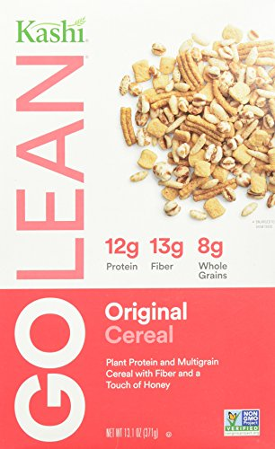 Kashi GOLEAN Cereal, 13.1-Ounce Boxes (Pack of -