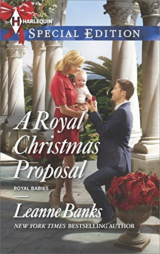 book cover of A Royal Christmas Proposal