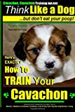 Cavachon, Cavachon Training AAA AKC | Think Like a Dog, but Don't Eat Your Poop!, Paul Pearce, 1500251046