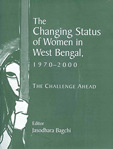 Download The Changing Status of Women in West Bengal, 1970-2000: The Challenge Ahead Pdf