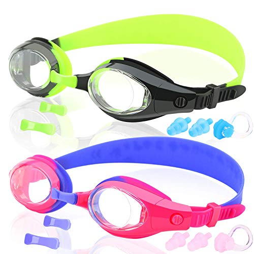 COOLOO Kids Swim Goggles