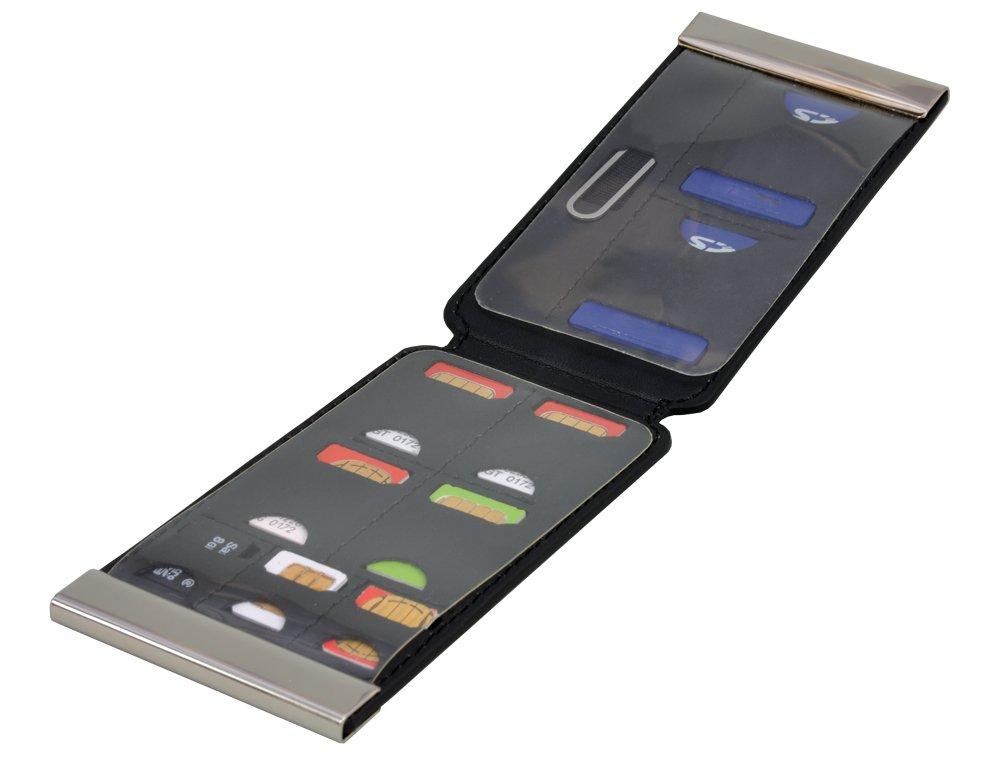 Funda para tarjetas SD para tarjetas SIM: Amazon.es: Electrónica