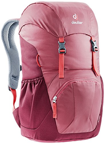 Deuter Junior Kids Backpack (Cardinal/Maroon)