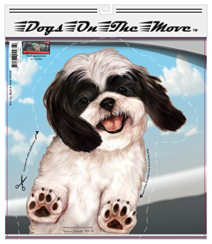 shih tzu decal - 6