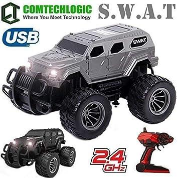 Comtechlogic® CM-2220 2 4Ghz 1:12 Scale USB Electric US SWAT