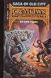 Dungeons and Dragons-Greyhawk Adventure Saga, Gary Gygax, 0394742753