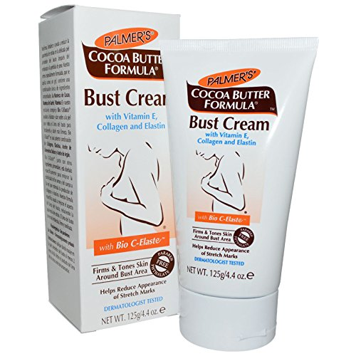 Palmer's, Cocoa Butter Formula, Bust Cream with Bio C-Elaste, 4.4 oz (125 g) - 2pc Bust Formula