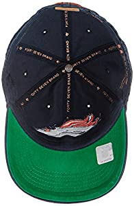 NFL Clean Up Adjustable Hat, One Size Fits All Fits All by Twins Enterprise/47 Brand