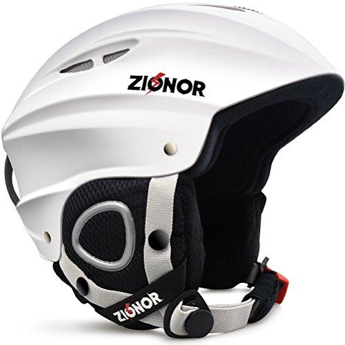 ZIONOR Lagopus H1 Ski Snowboard Skate Helmet