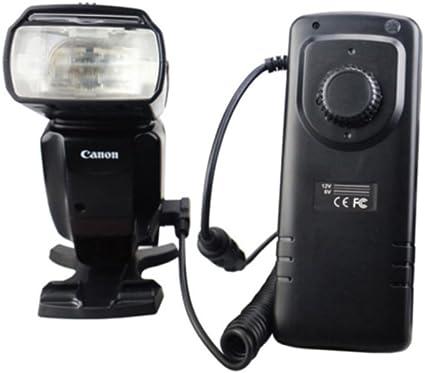 Jjc Flash Ersatz Akku Pack Für Canon 600ex 580ex Ii Kamera