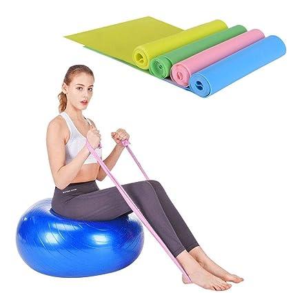Amazon.com: AOLVO Tension Bands for Leg Exercises, High ...
